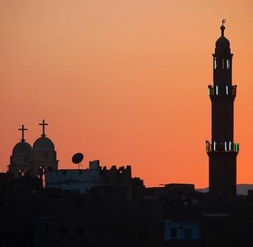 cristianismo, igrejas, mesquitas