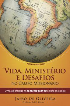 Capa-Vida, ministério e desafios no campo missionário-capa nova